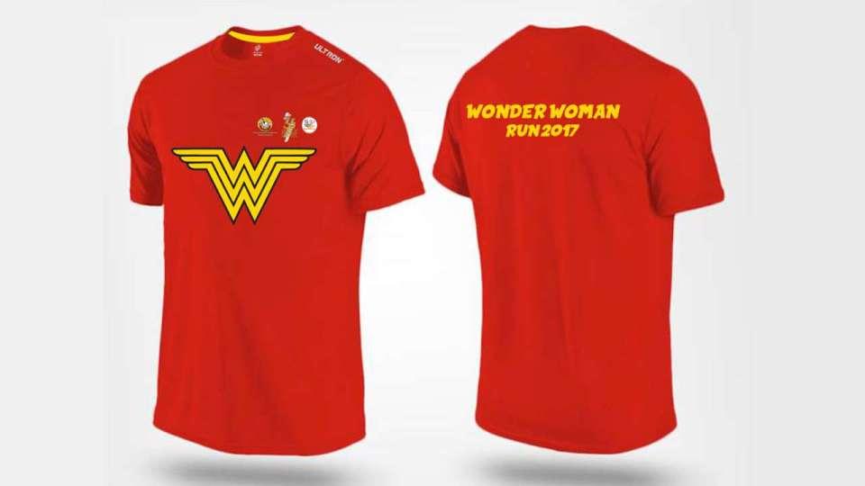 Wonder Women Run 2017