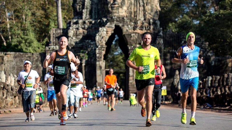 Angkor Wat International Half Marathon 2017: Return and Run Back with History