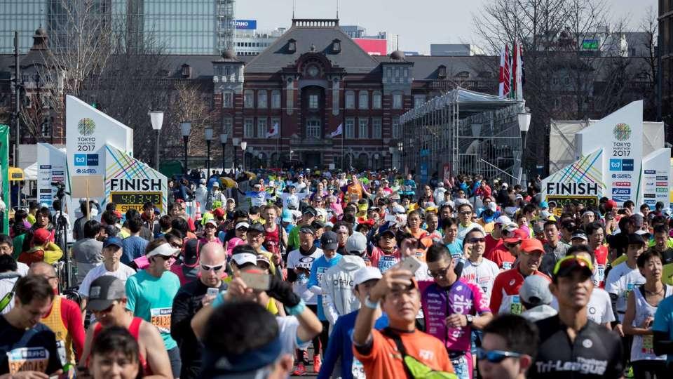 How to Register for Tokyo Marathon 2018