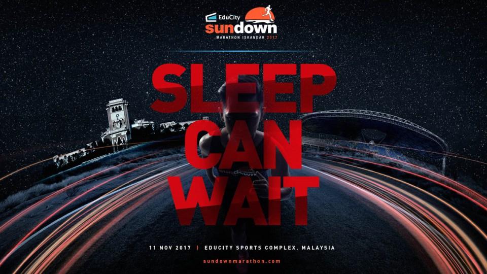 EduCity Sundown Marathon Iskandar 2017