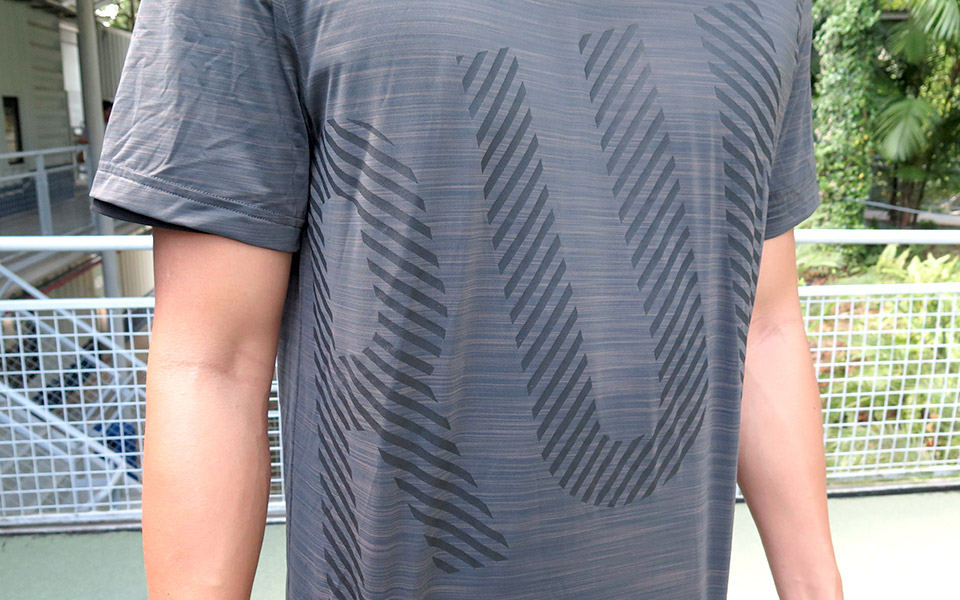 Reebok ActivChill Tee: The Sworn Enemy of Sweat