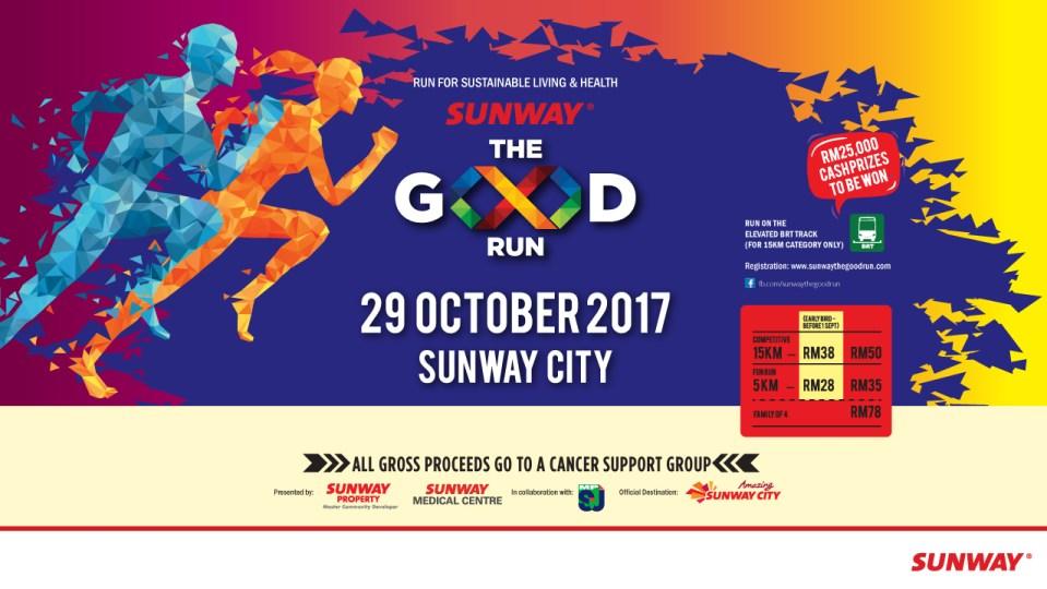 Sunway The Good Run 2017