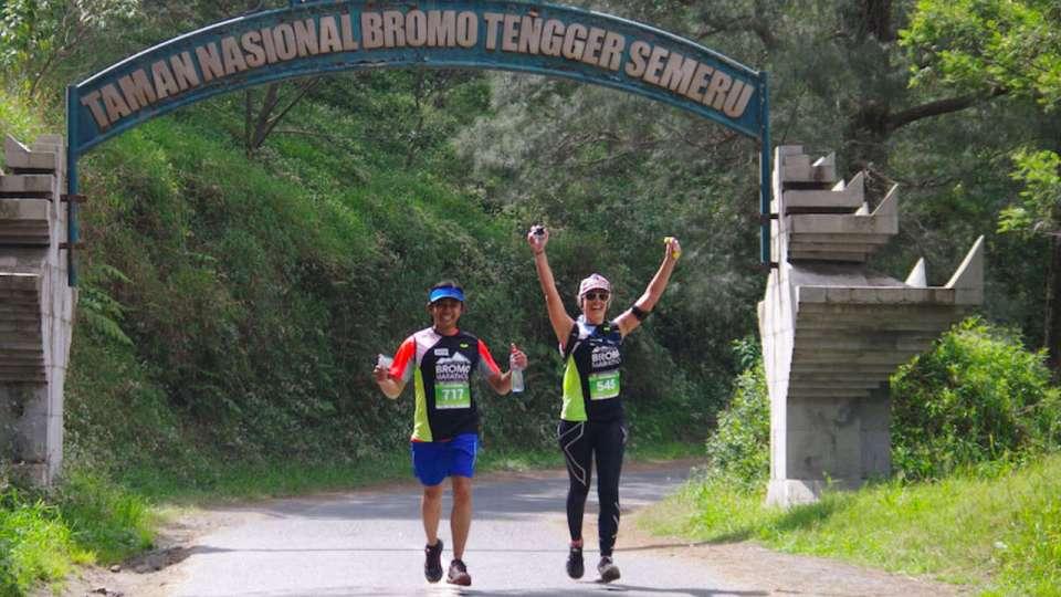 Bromo Marathon 2017