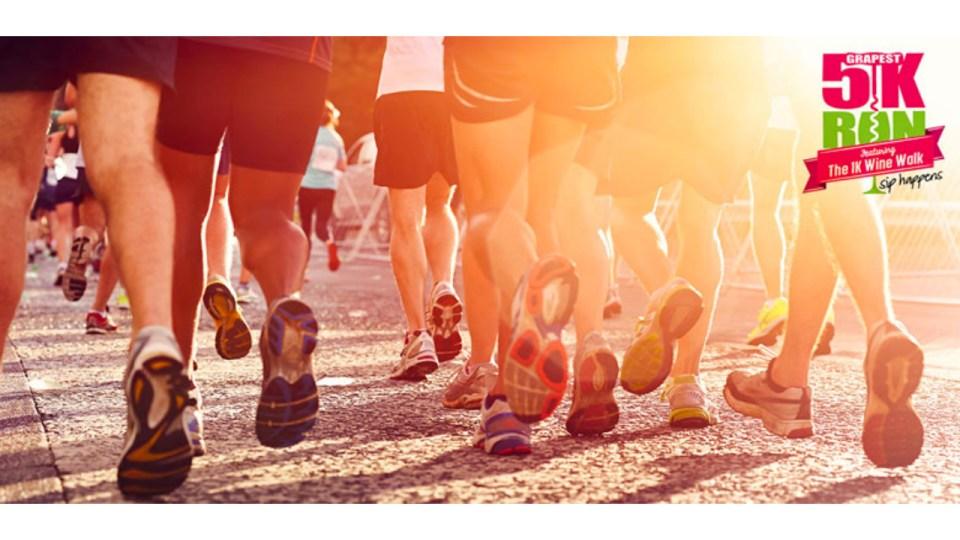 Grapest 5K Run: Margaret River