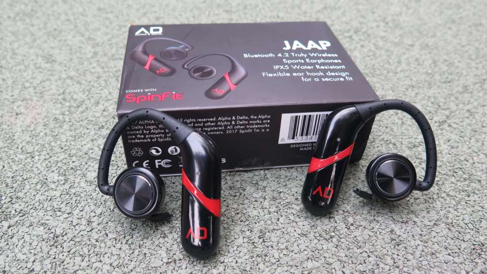 JAAP Wireless Sports Earphones: Solving Issues I Thought were Unsolvable