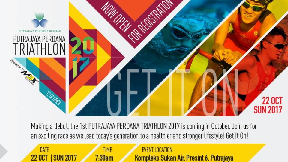 Putrajaya Perdana Triathlon 2017
