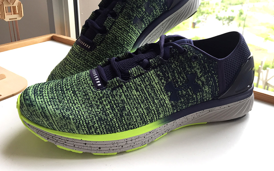Under Armour Bandit 3 Male Running Shoes: The Gift That Keeps on Giving