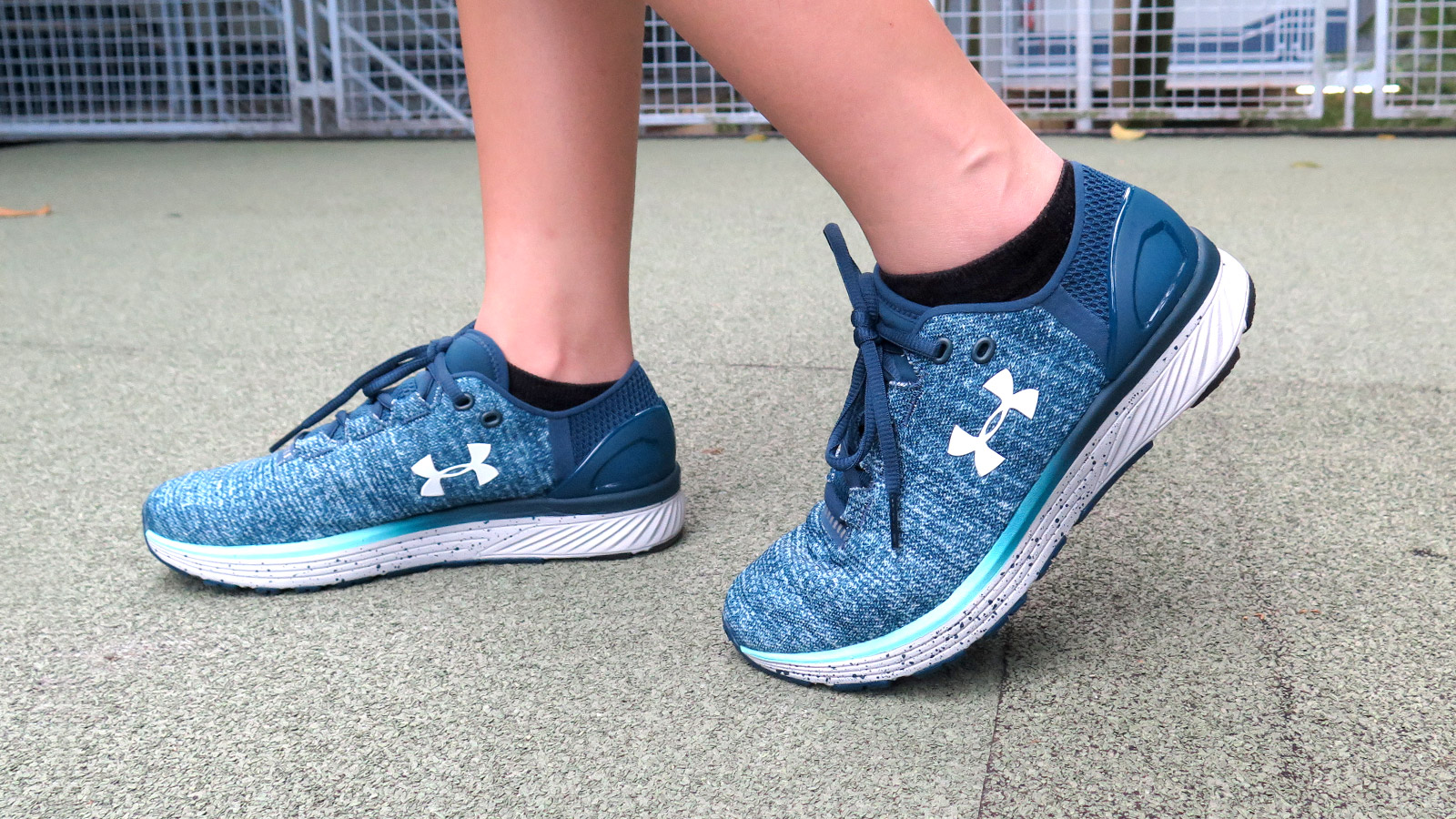Under Armour Charged Bandit 3: Are You