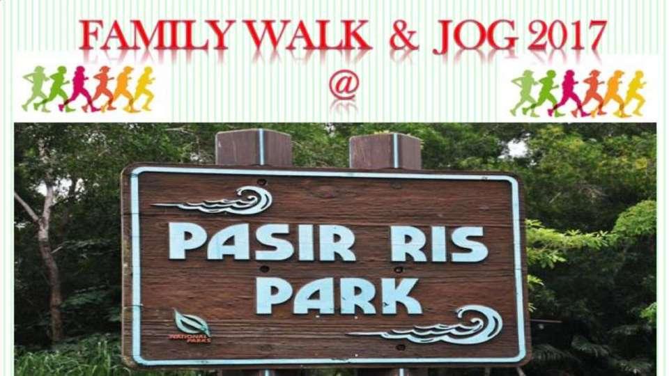 Family Walk & Jog 2017
