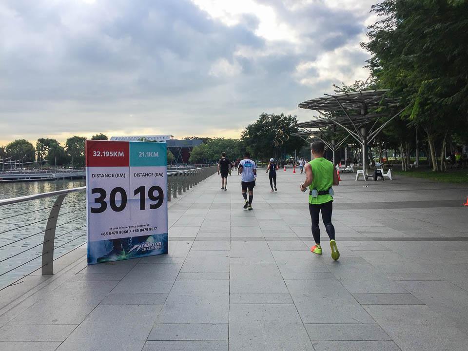 Newton Challenge 2017 Race Review