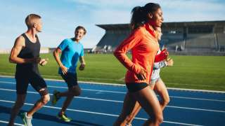 Train for a Relay Race Alone?