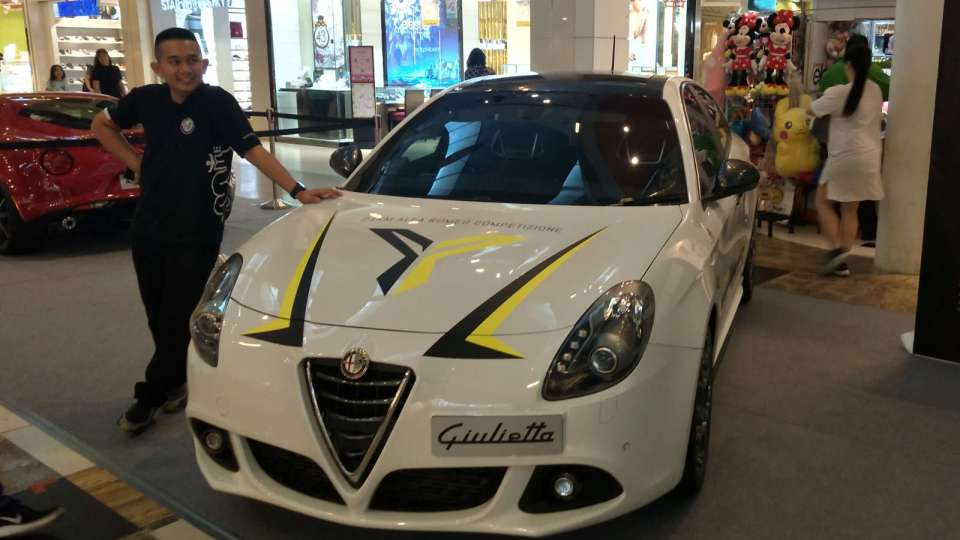 Can You Really Win a Car at YOLO Run 21KM Alfa Romeo Competizione?