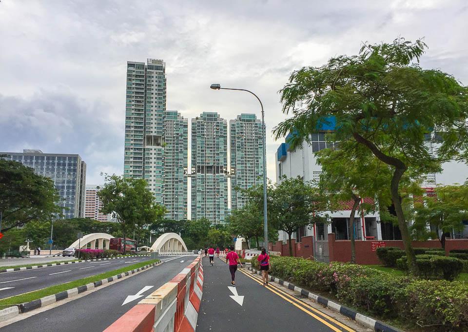 ASICS Relay Singapore 2017 Review