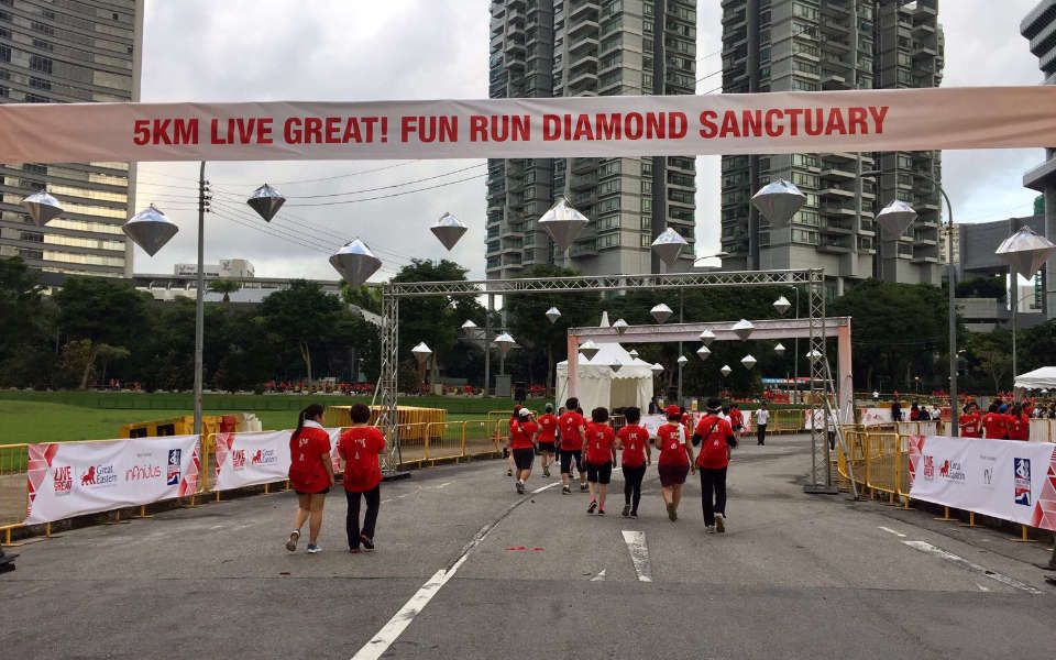 Great Eastern Women's Run 2017 Race Review: We Came, We Ran and We Conquered