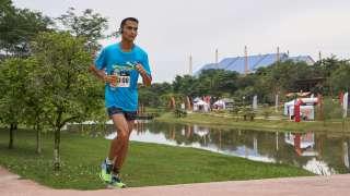 Malaysia's David Christopher Makes History at the 2017 Spartathlon