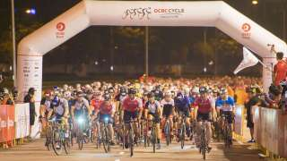 Singapore's Largest Cycling Event Attracts More Than 6,500 Riders