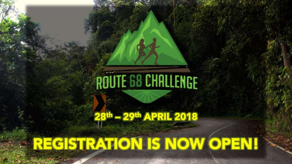 Route 68 Challenge