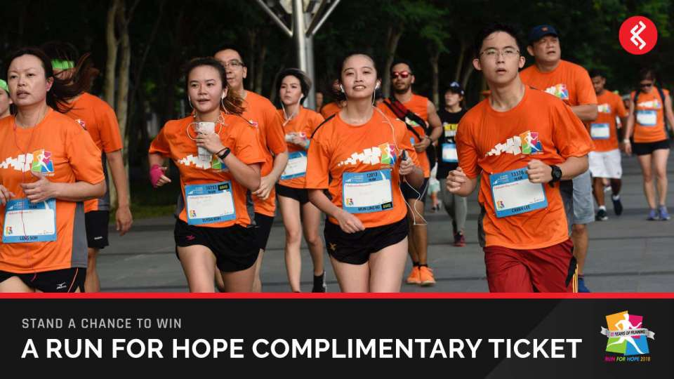 Win Run For Hope 2018 Tickets