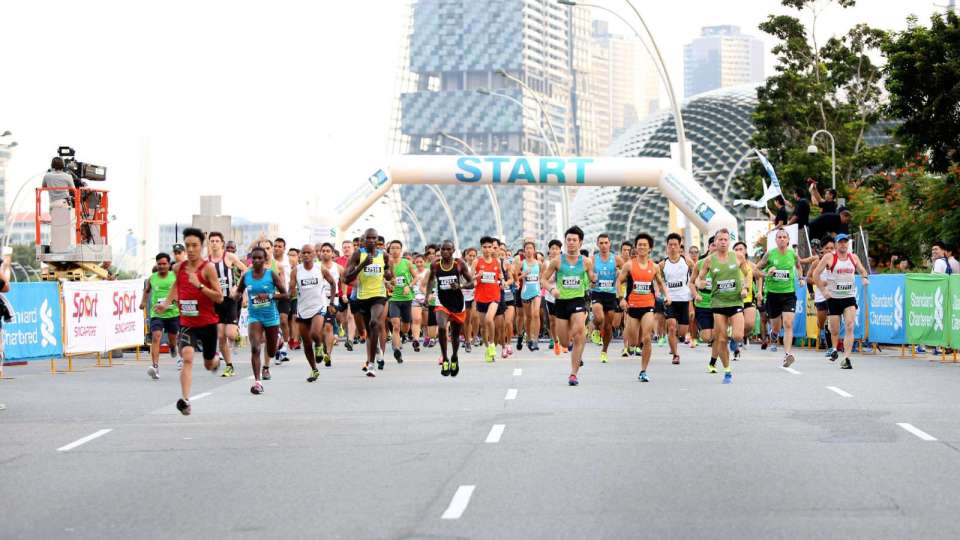 What Will Happen If Singapore Marathon Becomes a Night Race?
