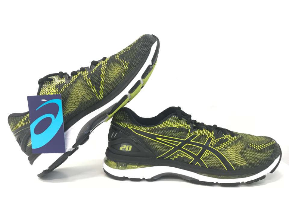 My Adventures in The Land of Gel, Powered by ASICS Gel Nimbus Running Shoes
