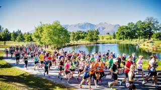 My First Overseas Race Adventure: Air New Zealand Queenstown International Marathon 2017