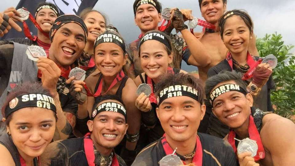 Spartan Race Philippines2018