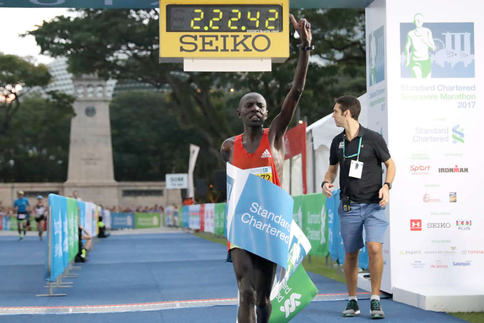Singapore Marathon Race Results: Soh Rui Yong and Rachel See Crowned Winners of the National Championship