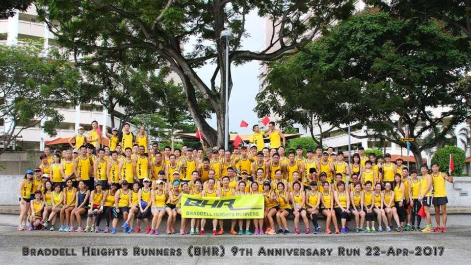 Braddell Heights Runners