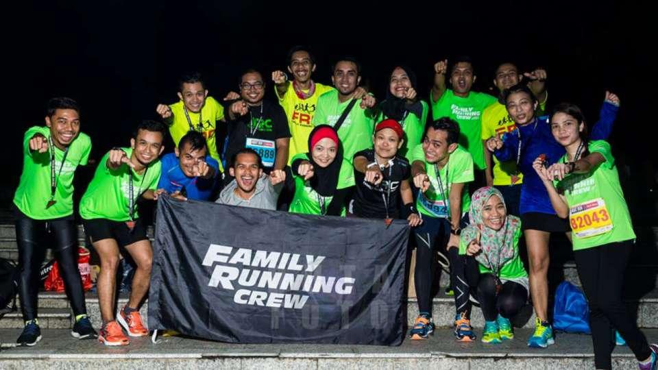 Family Running Crew