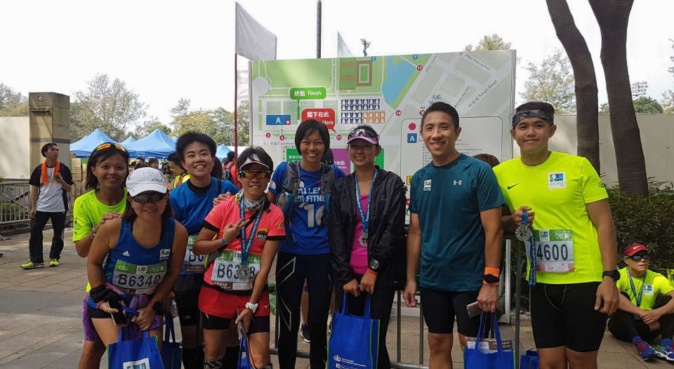 22nd Edition of Standard Chartered Hong Kong Marathon Kicks Off My 2018 Running Calendar