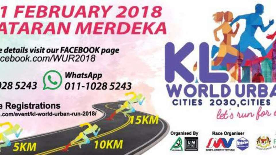 KL World Urban Run 2018