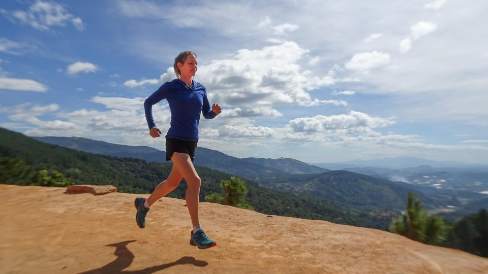 Kim Matthews - From 5.5KM Fun Run to 100KM Mountain Marathon