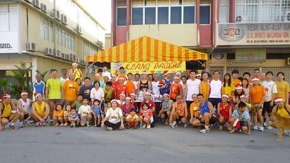 Klang Pacers Athletic Club