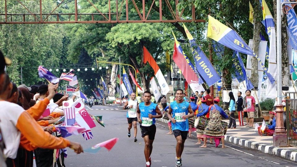 Medals Available Only for 500 Runners; Lombok Marathon 2018 Ended in Chaos
