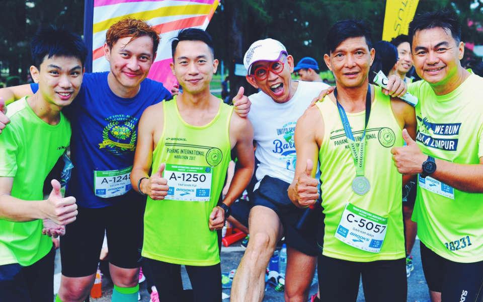 Make Malaysia's Run Out Pahang Marathon 2018 More Than Just Marathon!