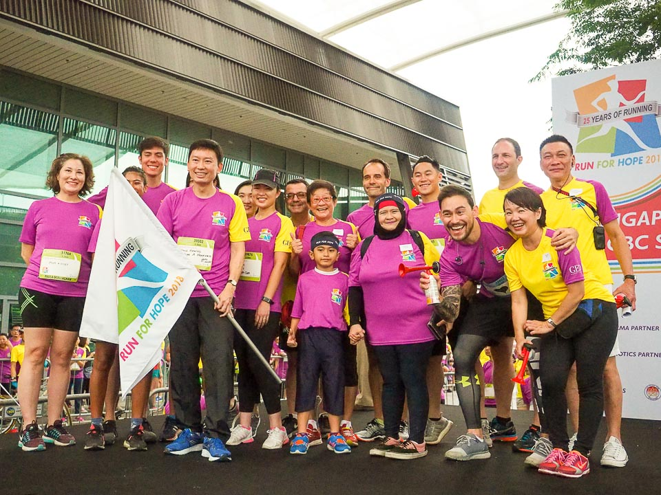 Run For Hope 2018 Review: A Run That Keeps Hope Alive