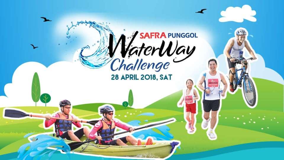 SAFRA Punggol Waterway Challenge 2018