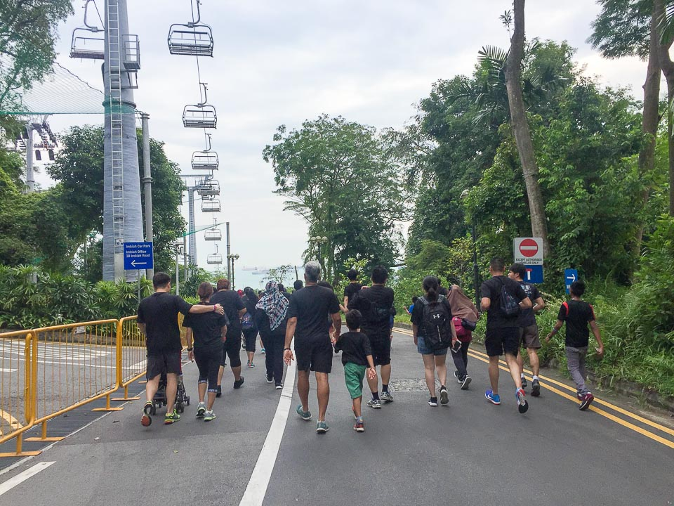 Transformers Run 2018 Review: An Afternoon with Robots in Sentosa Island
