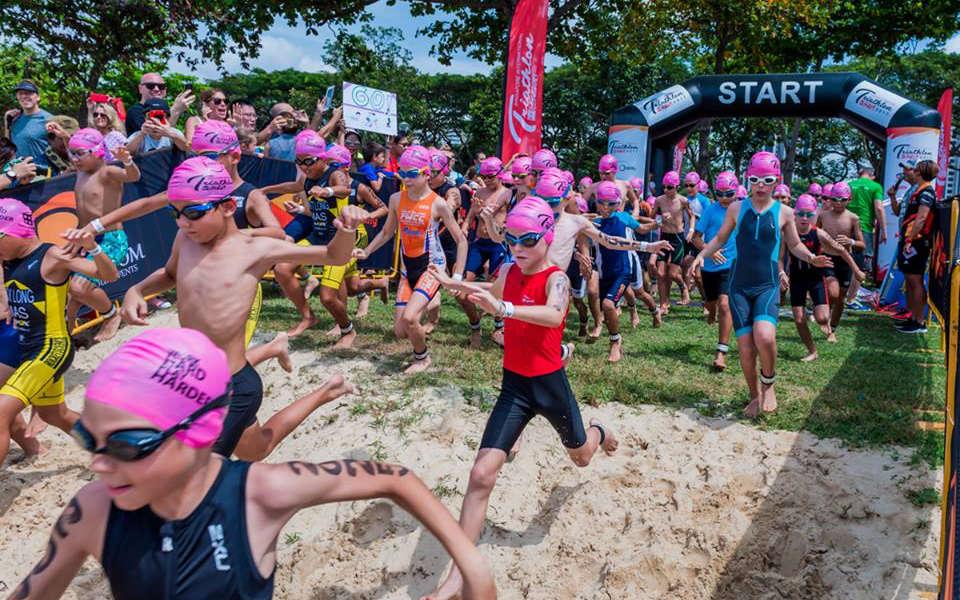 "Use ""WOOP"" Training to Conquer Singapore's International Triathlon 2018"