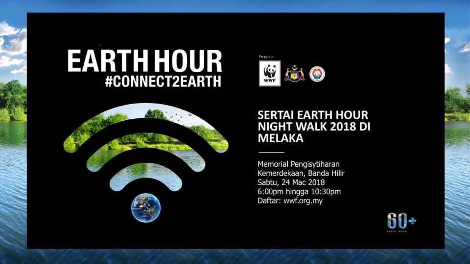 Earth Hour Night Walk 2018