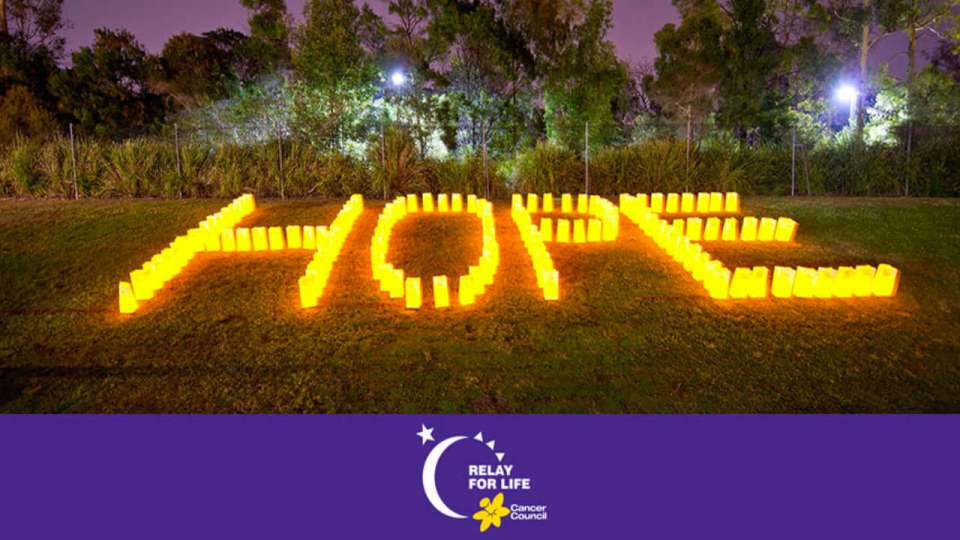 Relay For Life: Great Southern 2018