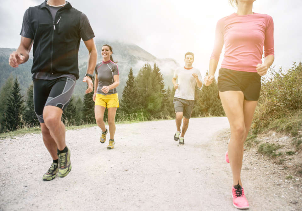 Why You Should Run at the Hottest Time of the Day