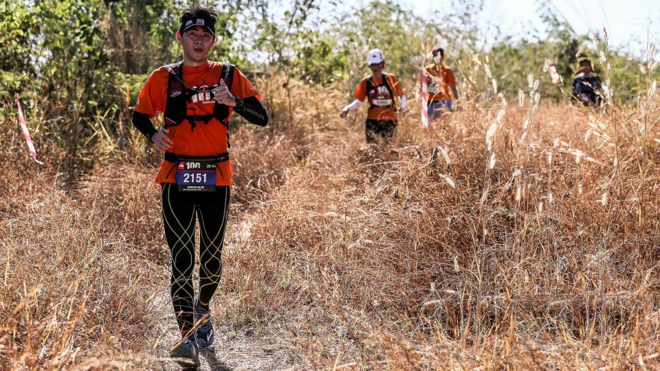 Trail Runners Ready to Compete for 2018 The North Face 100 Thailand
