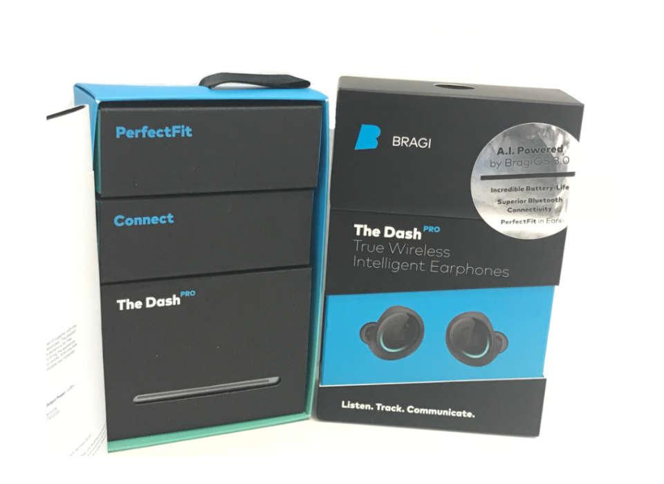 Dear Diary: I've Fallen in Love with the Bragi Dash Pro