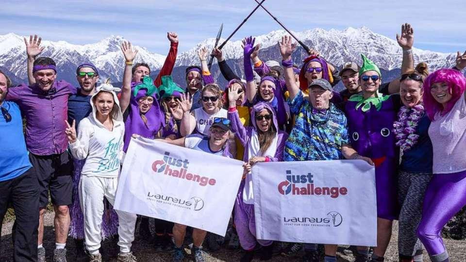 Just Challenge Raised over $2.75 million HKD Through Trekking The Himalayas
