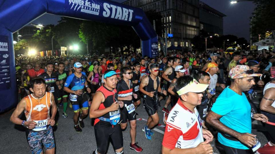 Powerman Malaysia 2018 Race Results: World's Largest Competitive Duathlon