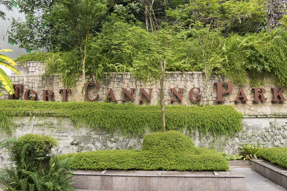 5 Best Singapore's Running Routes in the Central - Fort Canning Park