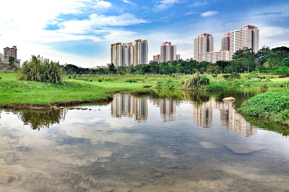 5 Best Singapore's Running Routes in the Central - Central Urban Loop - Bishan Ang Mo Kio Park