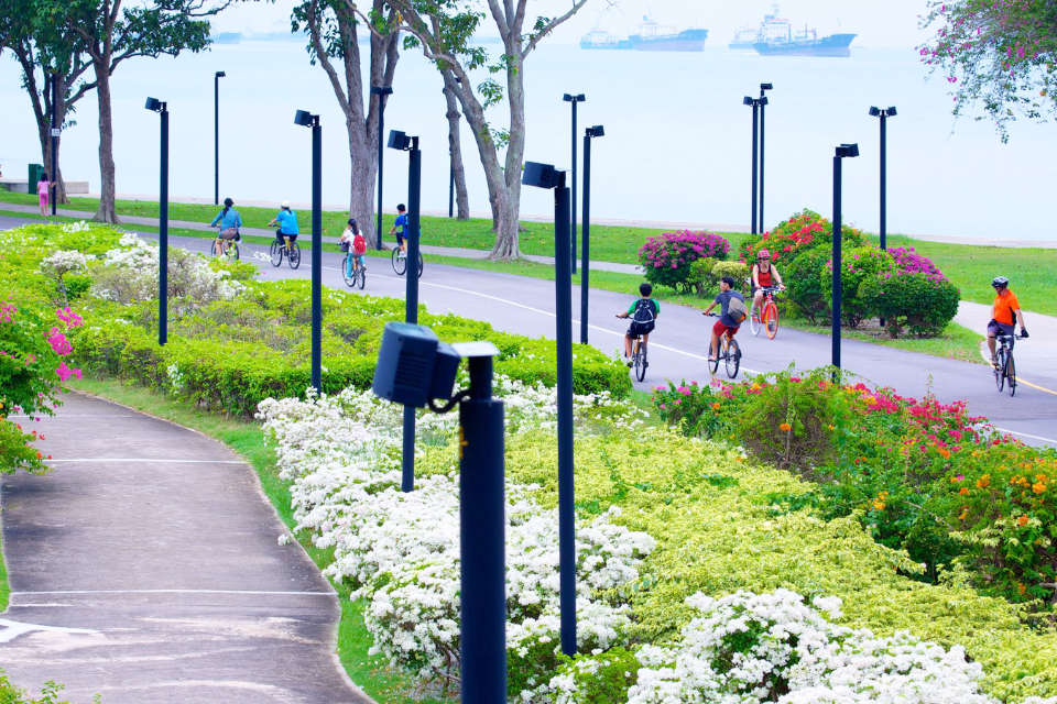 6 Singapore Running Parks In The East