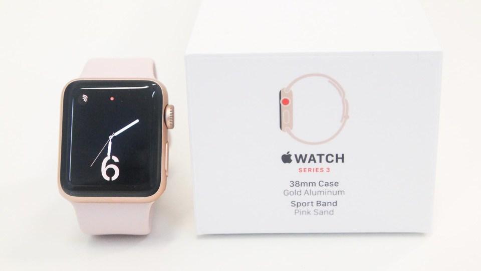 Because of Apple Watch, I Run Phoneless